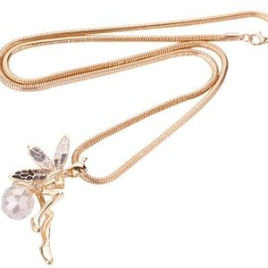 Jewelry - NEW tinkerbell necklace